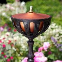 Luminaire de jardin - Bronze Ancien
