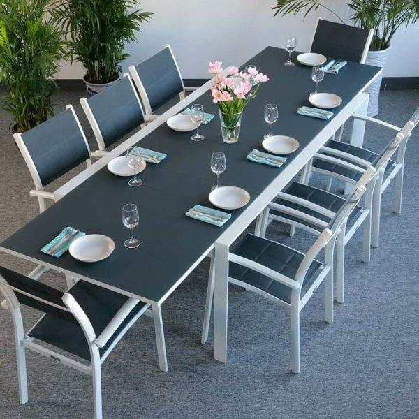 Large_8_Seater_White_Grey_Metal_Aluminium_Glass_Practical_Extending_Garden_Furniture_Dining_Table_Set_12