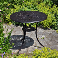 Table ANNA - Bronze Ancien