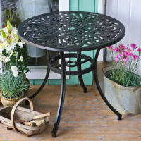 Table JILL - Bronze Ancien