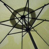 Parasol 3,5m - Vert