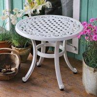 Table AVA - Blanc
