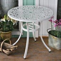 Table JILL - Blanc