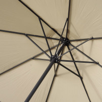 Parasol 3,5m - Sable