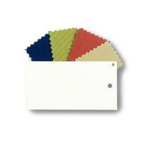 Échantillons de tissu et métal - Blanc - Gamme classique