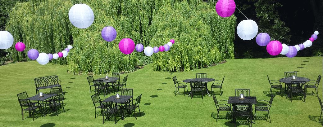 tables de jardin aluminium usage professionnel pour hotellerie restauration et reception