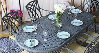 tables pour 6 personnes