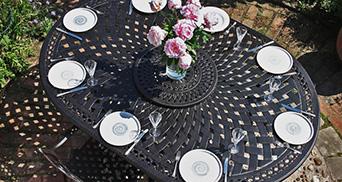 tables pour 8 personnes