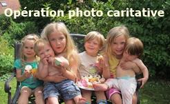 opération photo caritative